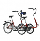 Co-pilot 3 / 24 therapeutische tandem, Roll-on Mobilitycare