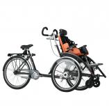 Duet Junior rolstoelfiets, Roll-on Mobilitycare