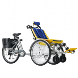 Duet rolstoelfiets, Roll-on Mobilitycare
