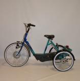 Huka ATD driewielfiets elektrisch