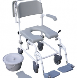 van Os Medical douche- en toiletstoel HC 820 Roll-on Mobilitycare Hapert