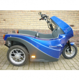 Roll-on Huka Pendel FD rolstoelscooter Freewiel