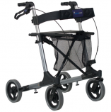 Roll-on: van Os Medical XL 90 rollator