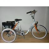 "Roll-on: City 22"" driewiel fiets"