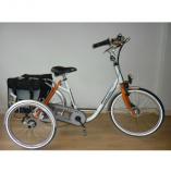 """Roll-on: City 22"""" driewiel fiets"""