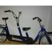 Roll-on Hapert: Meybike tandem, ouder / kind