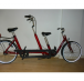 Roll-on Hapert: Meybike tandem, ouder / kind