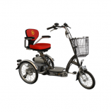 Easy Go scootmobielfiets, roll-on mobilitycare