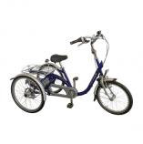 Roll-on van Raam midi driewiel fiets