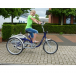 Roll-on: van Raam Mini kinder driewiel fiets