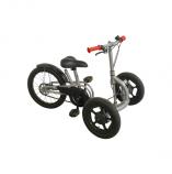 Roll-on: van Raam Viki driewiel fiets kinderen