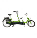 Roll-on Mobilitycare: van Raam Kivo ouder-kind tandem
