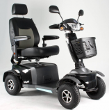 Excel Galaxy 2 scootmobiel Roll-on Hapert