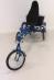 usva comfort, ligfiets, gebruikt, Roll-on mobilitycare