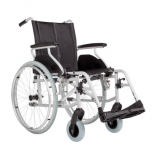 Roll-on: Excel G - Entry lichtgewicht opvouwbare rolstoel