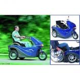 rolstoelscooter huka pendel