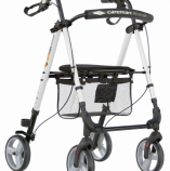 Roll-on Rollator van Os Medical Caremart Litewalk