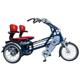 Roll-on: van Raam Fun2Go duofiets