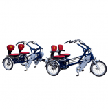 Roll-on: van Raam Fun2Go Funtrain