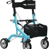 Roll-on Rollator van Os Medical Caremart EZ Lite