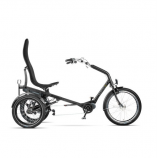 Huka Cortes driewielfiets, zitfiets, middenmotor