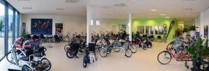 Roll-on mobilitycare, revalidatie / zorg / mobiliteits hulpmiddelen, Hapert, Brabant, Nederland