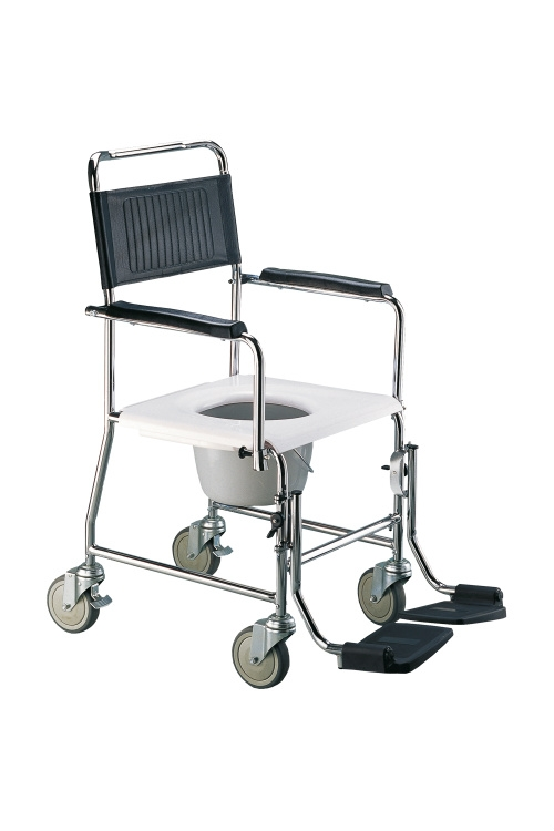 Roll-on Mobilitycare Rijdende toiletstoel, HC 2140 van Os Medical