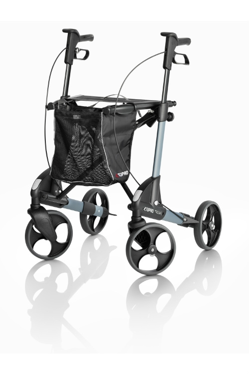 Roll-on: topro troja 2 G basic rollator