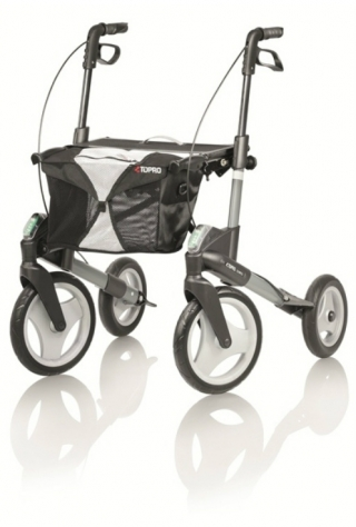 Roll-on: Topro Olympos premium rollator
