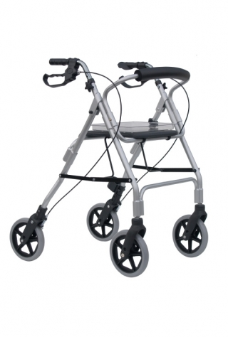 Roll-on: van Os Medical XL 35 rollator