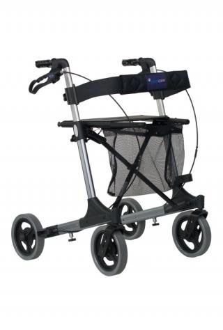 Roll-on: van Os Medical XL 90 rollator