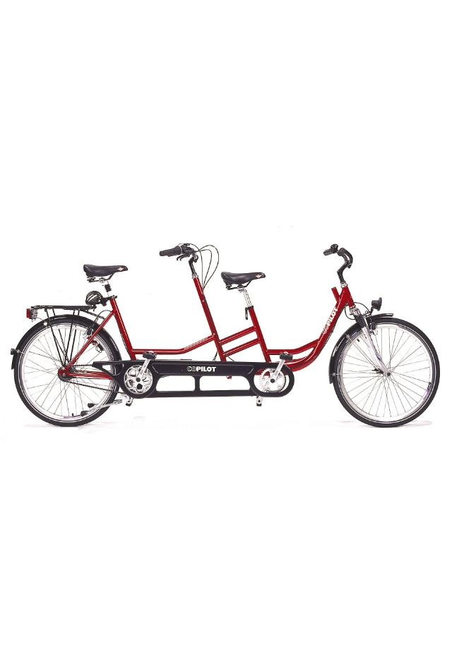 Co-pilot 26, therapeutische tandem, Roll-on Mobilitycare