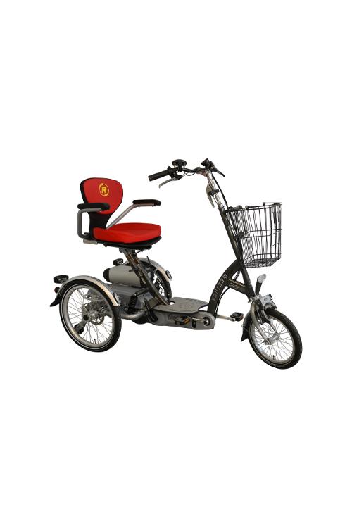 Easy Go scootmobielfiets, roll-on mobilitycare
