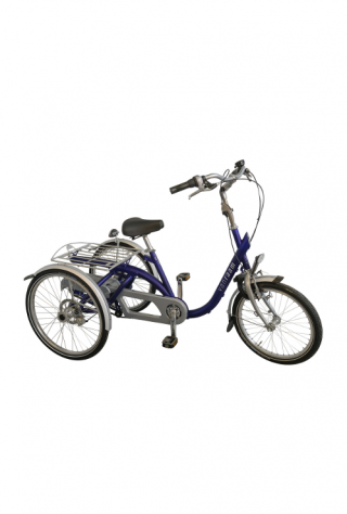 Roll-on van Raam midi driewiel fiets