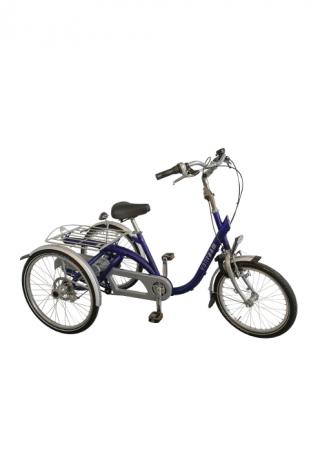 Roll-on: van Raam Mini kinder driewiel fiets