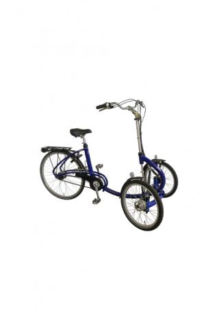 Roll-on: Van Raam Viktor driewiel fiets