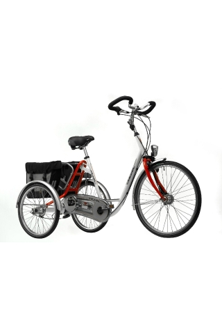 Roll-on: Huka City driewielfiets