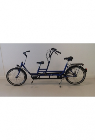 "Huka Co-pilot 24"", ouder kind tandem, Roll-on"