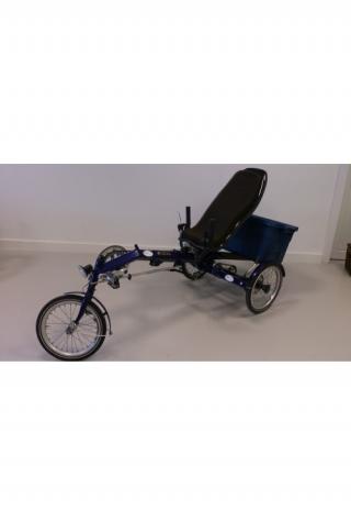 USVA comfort, ligfiets, zitfiets, 2e hands, Roll-on mobilitycare