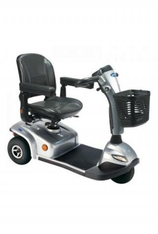 Invacare Leo scootmobiel opvouwbaar - Roll-on Mobilitycare