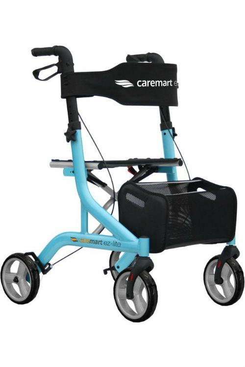 Roll-on Rollator van Os Medical Caremart EZ Lite