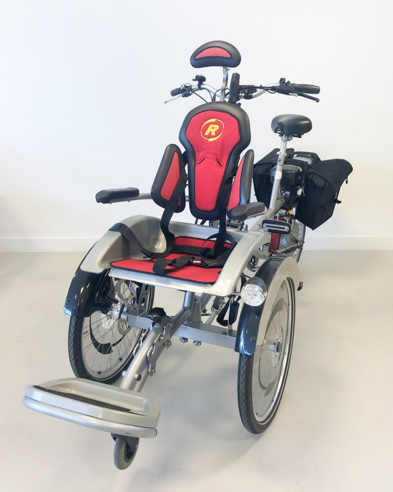 van Raam  O-Pair, rolstoelfiets